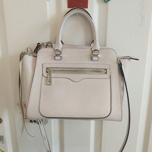 REBECCA MINKOFF classic hand/shoulder bag